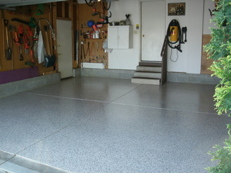 BUCKEYE EPOXY FLOORING LLC